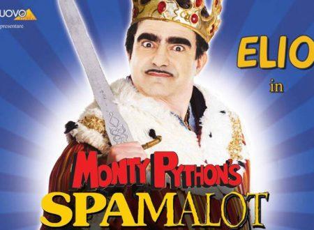 Spamalot il nuovo musical di Elio