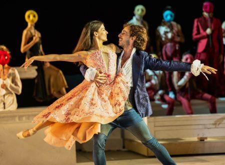 Romeo e Giulietta a Caracalla
