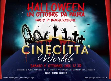 Halloween a Cinecittaworld