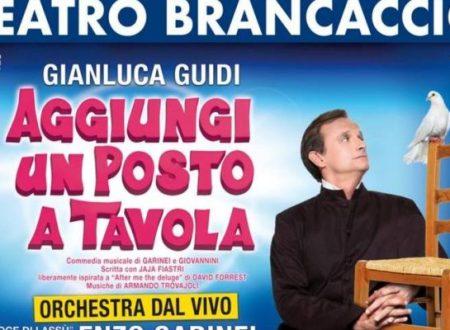 """""""Aggiungi un posto a tavola"""" – il musical di tutti, per tutti – Torna al Teatro Brancaccio di Roma !!"""