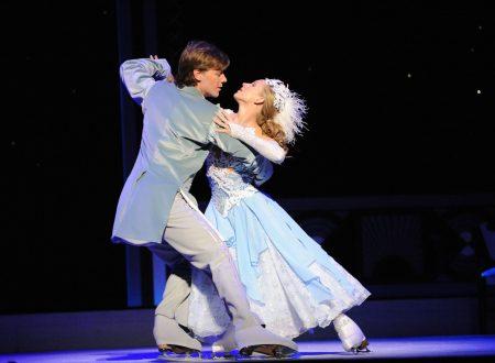 Cenerentola On Ice al Teatro  Brancaccio