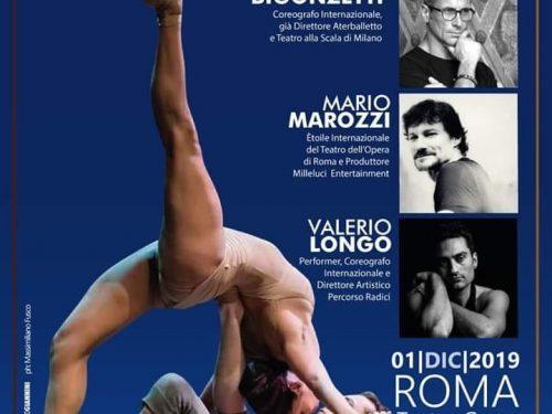 IDA INTERNATIONAL DANCE AWARD al Teatro Greco di Roma