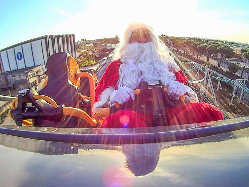 La magia del Natale a Cinecittaworld